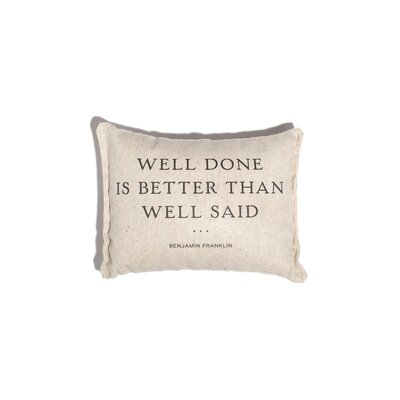 Bobbitt Balsam Cotton Throw Pillow