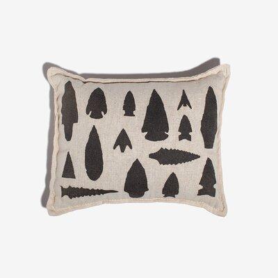 Loaiza Arrowhead Balsam Cotton Throw Pillow