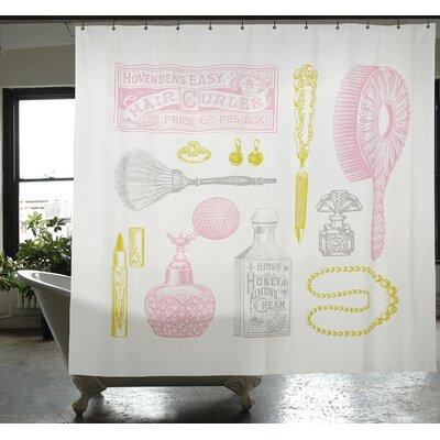 Lagarde Powder Room Shower Curtain