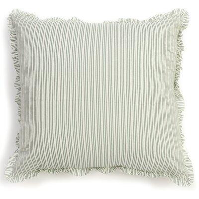 Stripe Merril Cotton Throw Pillow