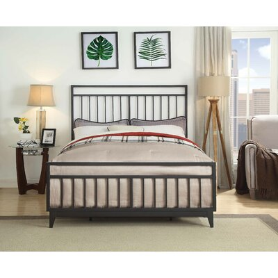 Ameristar Panel Bed Size: King