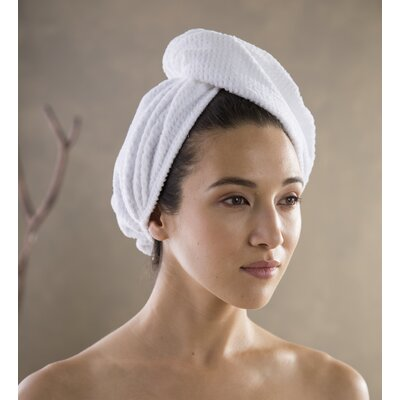 Platz Home Spa Carded Cotton Head Wrap Towel