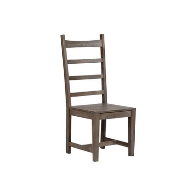 Vanwyk Solid Wood Dining Chair