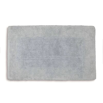 Lankford Extra Plush Bath Rug Size: 24 W x 40 L, Color: Raindrop