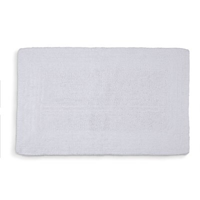 Lankford Extra Plush Bath Rug Size: 21 W x 34 L, Color: White