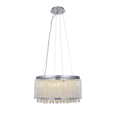 Downes 12-Light Drum Pendant