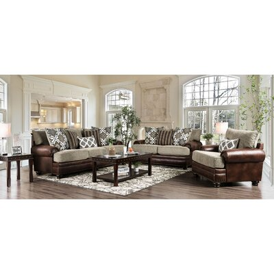 Riveria Transitional Configurable Living Room Set