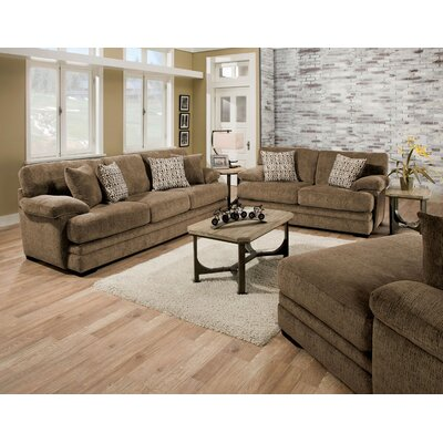 Ensminger Transitional Configurable Living Room Set