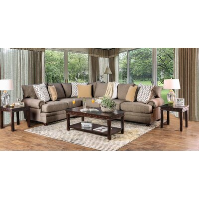 Deshields Transitional Sectional