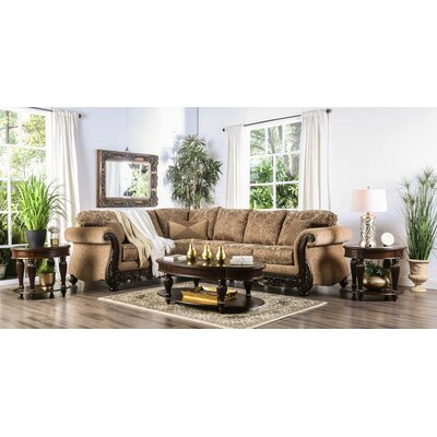 Riverside Drive Tradtional Corner Sectional