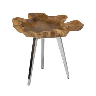 Lokey End Table Size: Medium