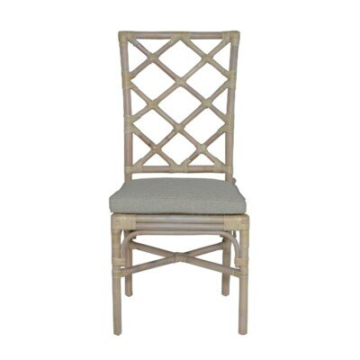 Cothran Solid Wood Dining Chair (Set of 2)