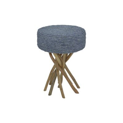 Loiselle End Table Color: Gray