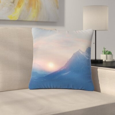 Viviana Gonzalez Vibes 08 Outdoor Throw Pillow Size: 18 H x 18 W x 5 D