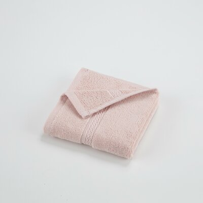 Suites Washcloth Color: Pale Dogwood