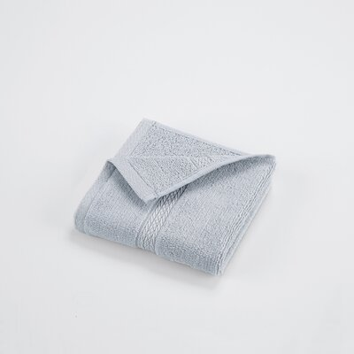 Suites Washcloth Color: Blue Cloud