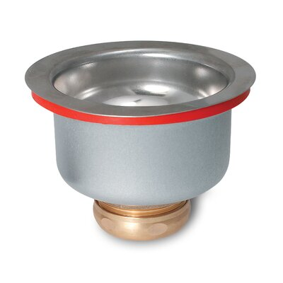 316 Stainless Steel Commercial Sink Basket Strainer