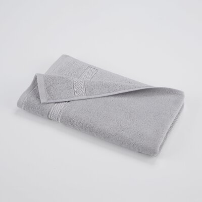Hand Towel Color: Glacier Gray