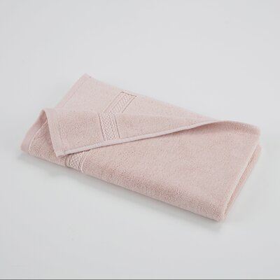 Hand Towel Color: Pale Dogwood