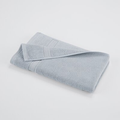 Hand Towel Color: Blue Cloud