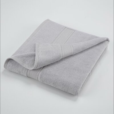 Bath Towel Color: Glacier Gray