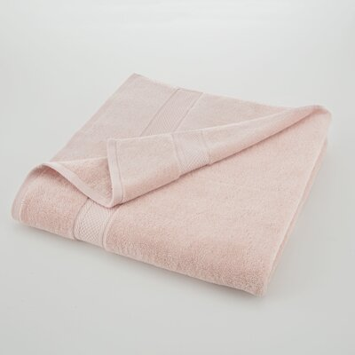 Bath Sheet Color: Pale Dogwood