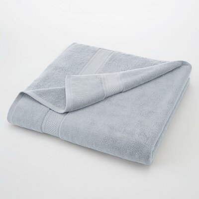 Bath Sheet Color: Blue Cloud