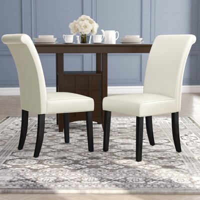 Gault Parsons Chairs Color: White