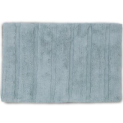 Abundance Bath Rug Color: Silver Sage, Size: 20 W x 30 L