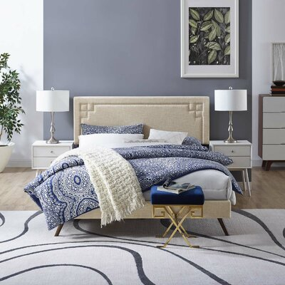 Twerton Upholstered Platform Bed Size: Full/Double