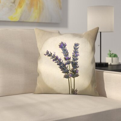 Maja Hrnjak Botany6 Throw Pillow Size: 18 x 18