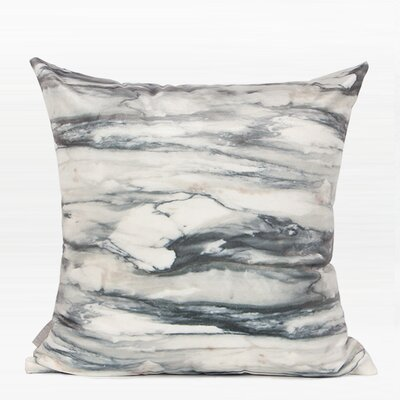 Denham Digital Printing Pillow Cover Fill Material: Polyester/Polyfill