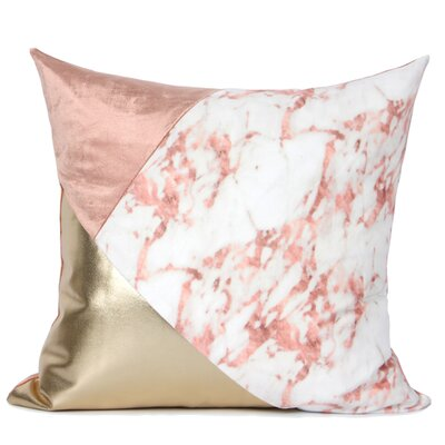 Denman Pillow Cover Fill Material: Polyester/Polyfill