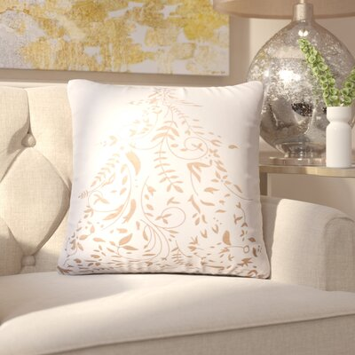 Lynwood Stamped Throw Pillow