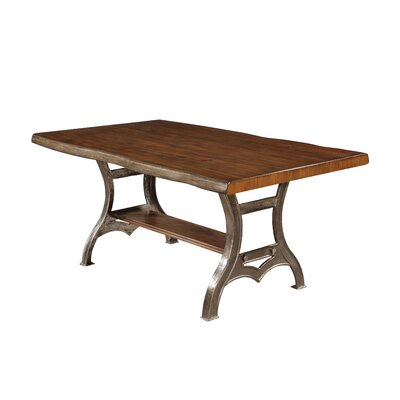 Govea Industrial Dining Table