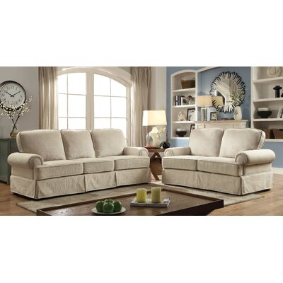 Winkleman Transitional Configurable Living Room Set