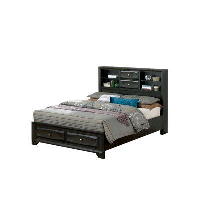 Ellerman Transitional Panel Bed