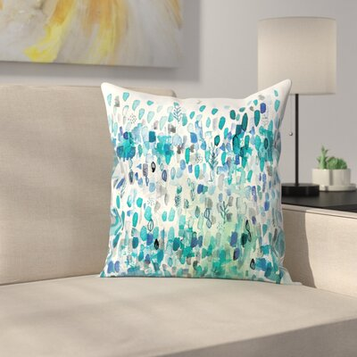 Paula Mills Nature No1 Throw Pillow Size: 18 x 18