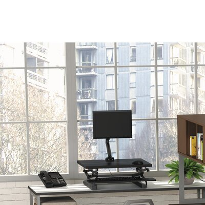 Kanode 19.62 H x 26.75 W Standing Desk Conversion Unit