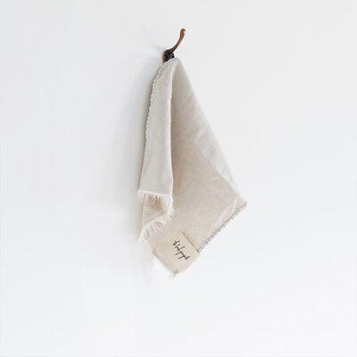 Stonewash Washcloth Color: Clay