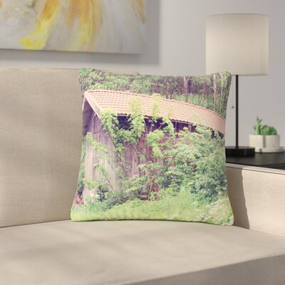 Sylvia Coomes Hidden Nature Outdoor Throw Pillow Size: 16 H x 16 W x 5 D