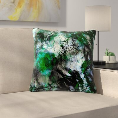 Shirlei Patricia Muniz Camouflage Outdoor Throw Pillow Size: 18 H x 18 W x 5 D