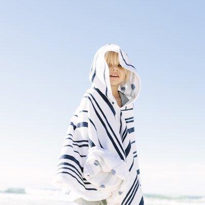 Poncho Beach Towel
