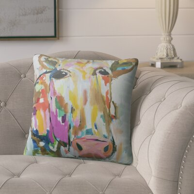 Advocat Outdoor Throw Pillow Size: 18 H x 18 W