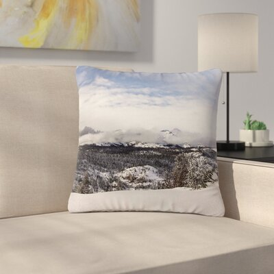 Juan Paolo Top of the Summit Outdoor Throw Pillow Size: 16 H x 16 W x 5 D