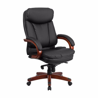 Matherly High Back Swivel Executive Chair 37C1B96FB53C4337B5835F357EA56855