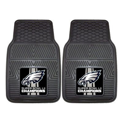 Philadelphia Eagles Vinyl Car Mat