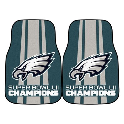 Philadelphia Eagles Carpet Car Mat