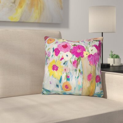 Sunshine Daydream Throw Pillow