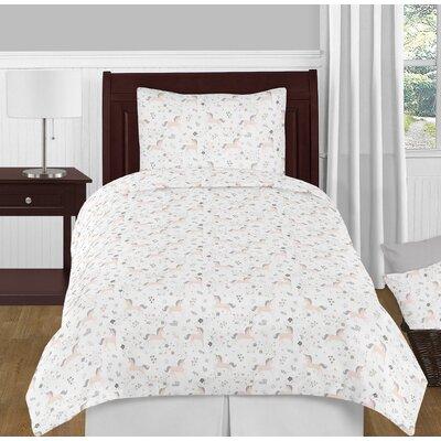 Unicorn Polyester Sheet Set